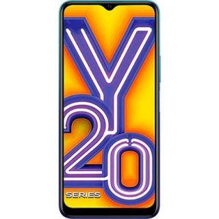 ViVO Y20A (Nebula Blue, 3 GB, 64 GB)