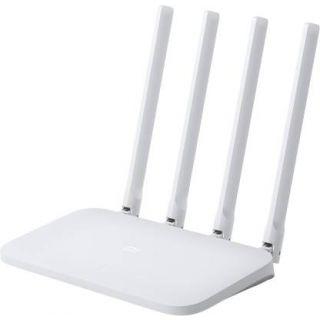 Mi R4CM 300 Mbps Router (White, Single Band)