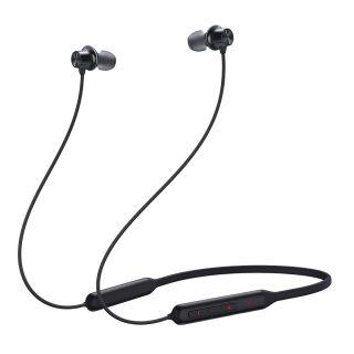 OnePlus Bullets Wireless Z Bass Edition Bluetooth Headset (Bold Black)