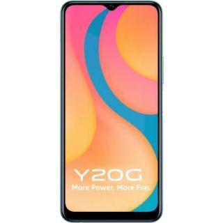ViVO Y20G (Purist Blue, 4 GB, 64 GB)