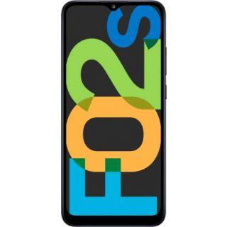 SAMSUNG Galaxy F02s (Diamond Blue, 3 GB, 32 GB)