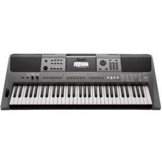 Yamaha PSR-I500 61-Key Digital Indian Portable Keyboard (Metallic Dark Gray)