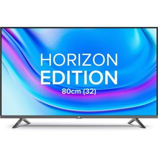Mi 32 inches Horizon Edition HD Ready Android Smart LED TV 4A (Grey)