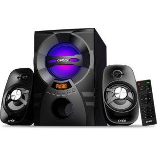 artis MS304 2.1 Ch Wireless Multimedia speaker (Black)