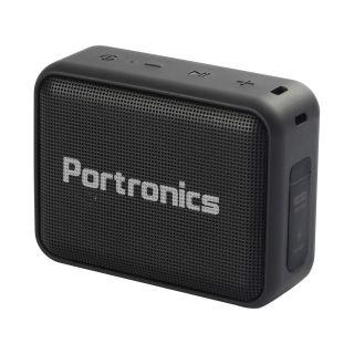 Portronics Dynamo POR-394 5W Bluetooth 5.0 Portable Stereo Speaker with TWS( Black )