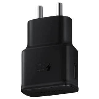 Samsung 15W/2A 1-Port USB Type-A Wall Charging Adapter (Black)