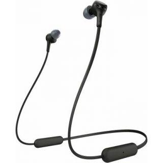 Sony WI-XB400 Bluetooth Headset (Black)