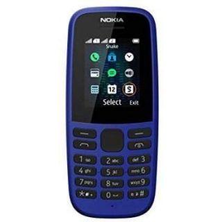 Nokia 105 SS 2020 (Blue)