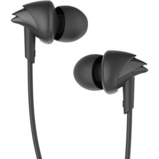 boAt BassHeads 100 Wired Headset (Black)