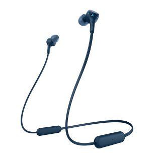 Sony WI-XB400 Bluetooth Headset (Blue)