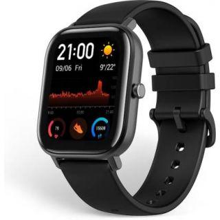 Amazfit GTS Smart Watch (Obsidian Black)