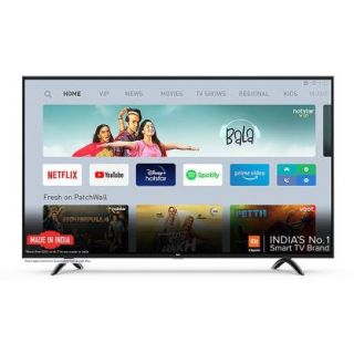 Mi 4A PRO 32 inch HD Ready LED Smart Android TV (Black)