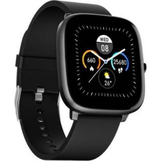 Noise watch color fit Qube (Charcoal Grey)