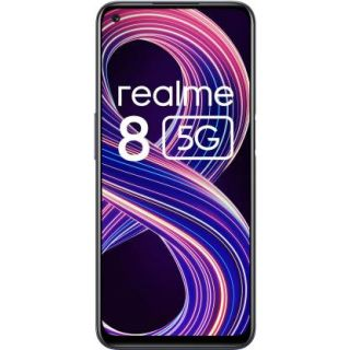 realme 8 5G (Supersonic Black, 4 GB, 64 GB)