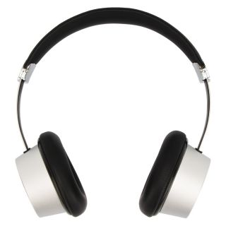 Barwa BBH402 Bluetooth without Mic Headset  (Black & Silver)