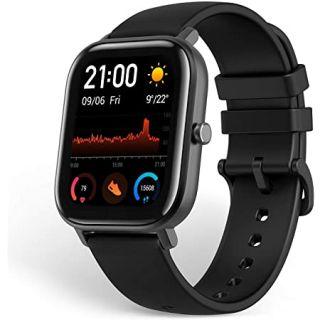 Amazfit GTS 2 Smart Watch (Black)