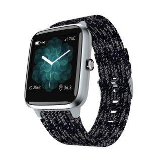 Noise ColorFit Pro 2 Smartwatch (Black Strap)