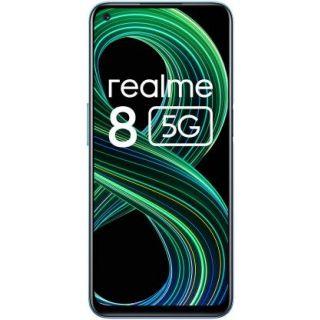 realme 8 5G (Supersonic Blue, 4 GB, 64 GB)
