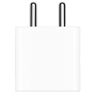 Apple 20 Watt USB-C Power Adapter MHJD3HN/A (White)