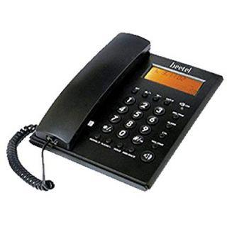 Beetel M53 CLI Corded Phone (Black)