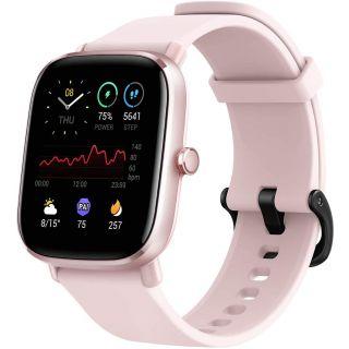 Amazfit GTS 2 Mini Super-Light Smart Watch (Flamingo Pink)