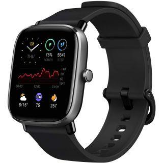 Amazfit GTS 2 Mini Super-Light Smart Watch (Midnight Black)