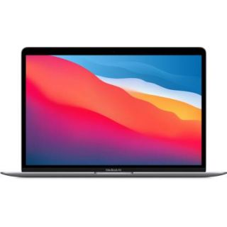 APPLE MacBook Air M1 13.3 Inch- (8 GB/256 GB SSD/Mac OS Big Sur) MGN63HN/A  (Space Grey)