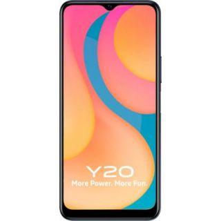 Vivo Y20 (Obsidian Black, 4 GB, 64 GB)