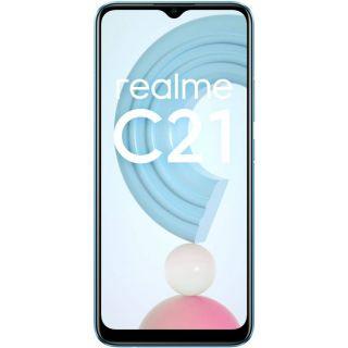 realme C21 (Cross Blue, 4 GB, 64 GB)