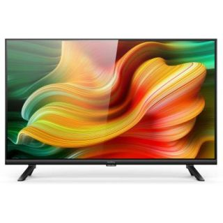 realme 32 inch HD Ready LED Smart Android TV (Black)