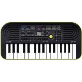 Casio SA-46 32 Mini Keys Musical Keyboard (Black)