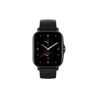 Huami Amazfit GTS 2e with GPS Smartwatch (Black)
