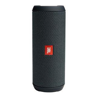 JBL Essential Portable Wireless Speaker with Powerful Bass & Mic (Black)