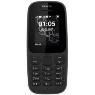 Nokia 105 (TA-1174 DS) (Black)