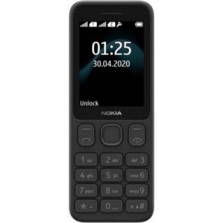 Nokia 125 DS (Black)