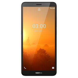 Nokia C3 (Sand, 2 GB, 16 GB)