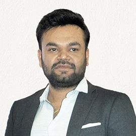 Mr. Rahil Poojara